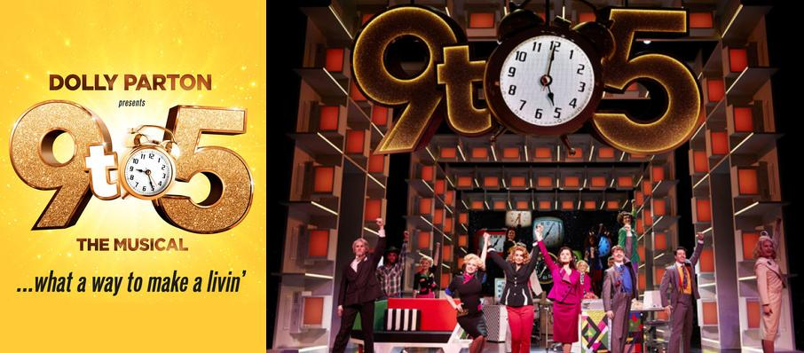 9 to 5: The Musical at Sunderland Empire
