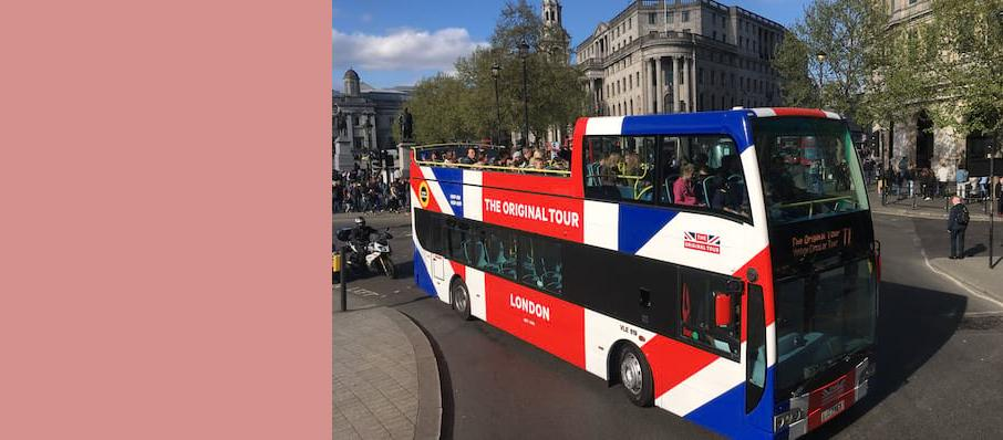 Original London Sightseeing Tour, The Original London Visitor Centre, Newcastle Upon Tyne
