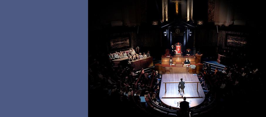Witness for the Prosecution, London County Hall, Newcastle Upon Tyne