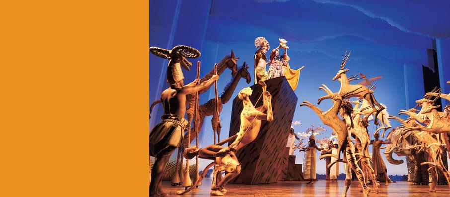 Lion King, Lyceum Theatre, Newcastle Upon Tyne