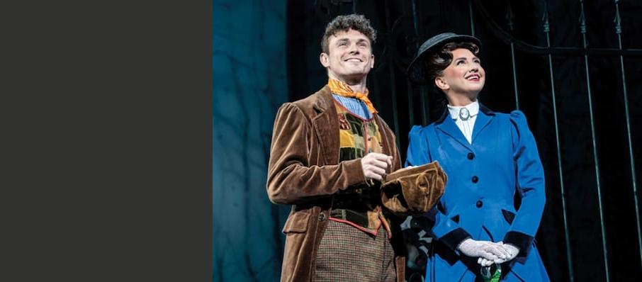 Mary Poppins, Prince Edward Theatre, Newcastle Upon Tyne