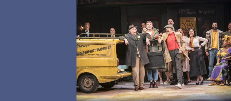 Only Fools and Horses The Musical, Theatre Royal Haymarket, Newcastle Upon Tyne
