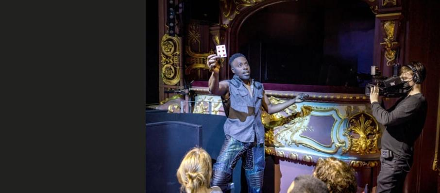 Magic Goes Wrong, Vaudeville Theatre, Newcastle Upon Tyne