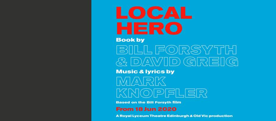 Local Hero, Old Vic Theatre, Newcastle Upon Tyne