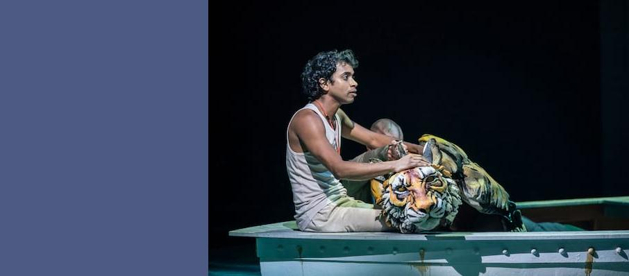 Life of Pi, Wyndhams Theatre, Newcastle Upon Tyne