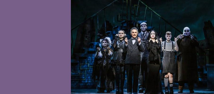 The Addams Family, New Wimbledon Theatre, Newcastle Upon Tyne