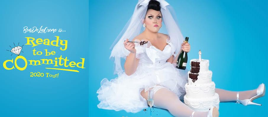 BenDeLaCreme, Leicester Square Theatre, Newcastle Upon Tyne