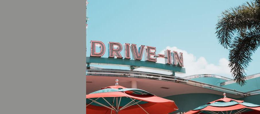 The Drive In, The Drive In, Newcastle Upon Tyne