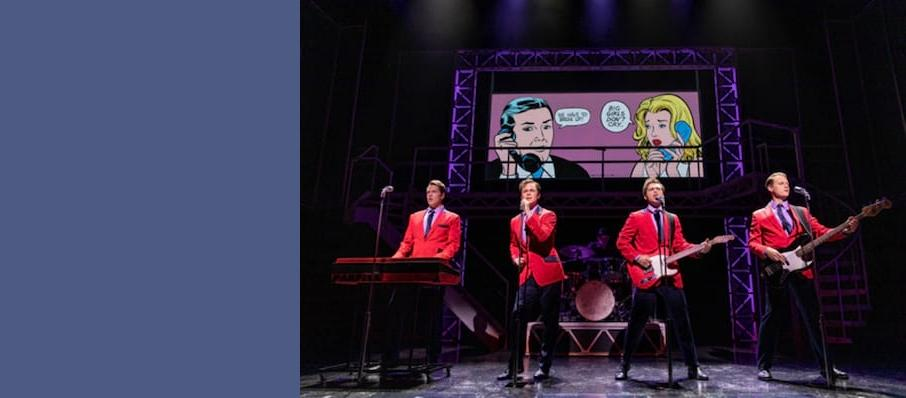 Jersey Boys, Trafalgar Theatre, Newcastle Upon Tyne