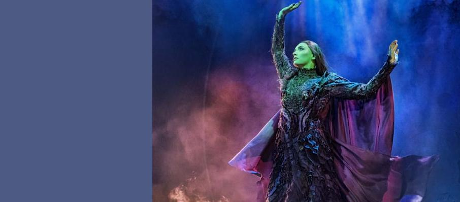 Wicked, Apollo Victoria Theatre, Newcastle Upon Tyne