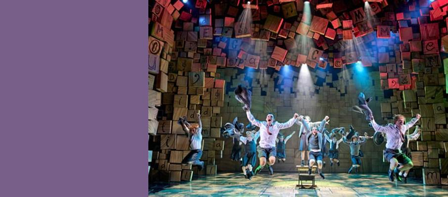 Matilda The Musical, Cambridge Theatre, Newcastle Upon Tyne