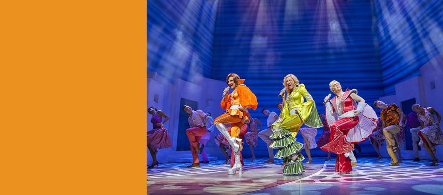 Mamma Mia, Novello Theatre, Newcastle Upon Tyne